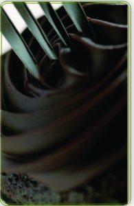 בצק שוקולד