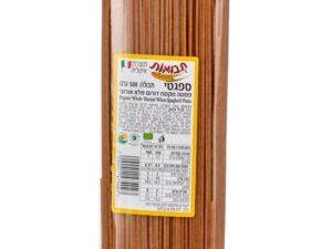 ספגטי מקמח דורום מלא אורגני - תבואות
