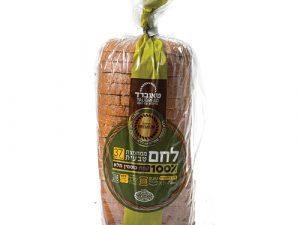 לחם כוסמין ללא שמרים - טאוברד