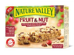 נייצ'ר וואלי FRUIT & NUTS חמוציות