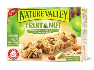 נייצ'ר וואלי FRUIT & NUTS