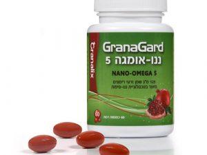 גרנה גארד - כמוסות שמן זרעי רימונים